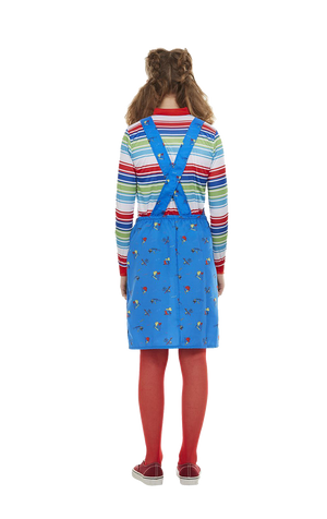 Kids Chucky Dress Costume