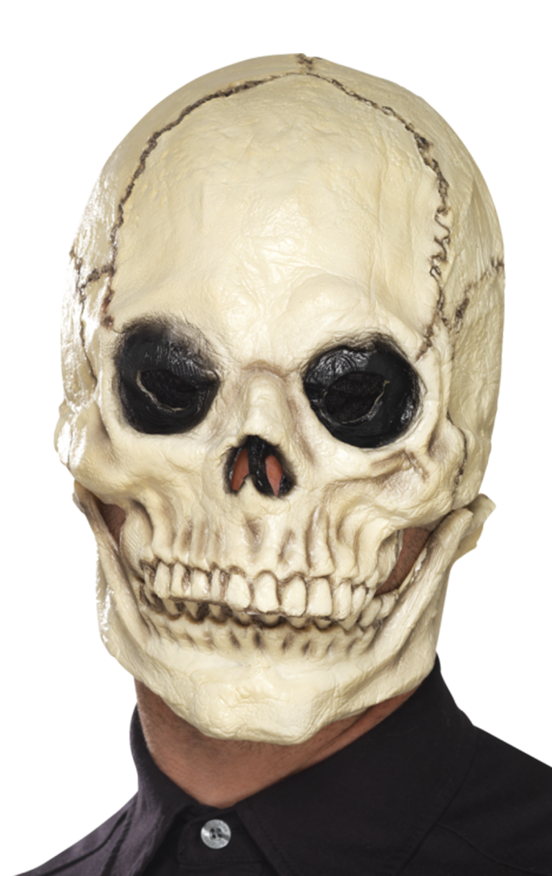 Skeleton Facepiece