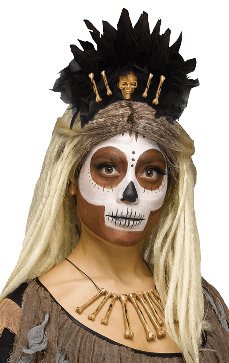 Voodoo Headpiece Accessory