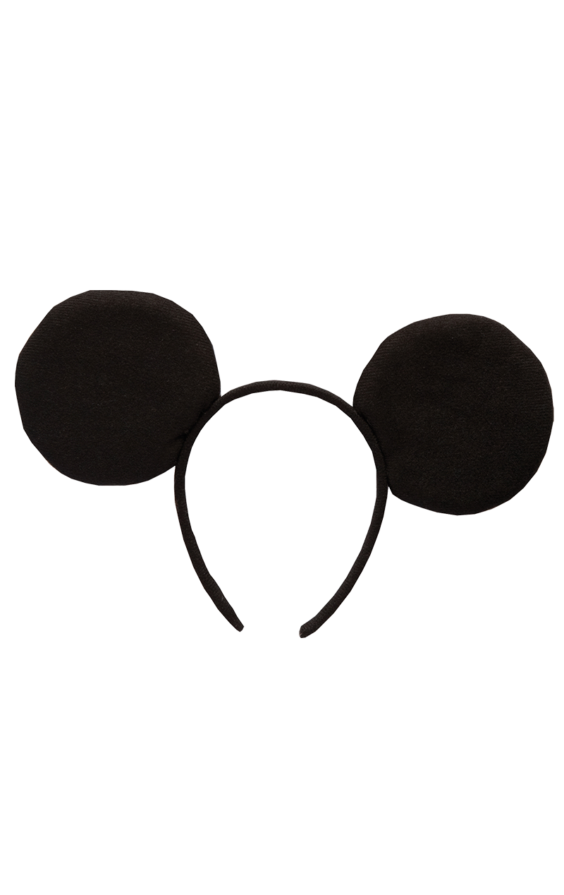 Mickey Mouse Ears Accessory
