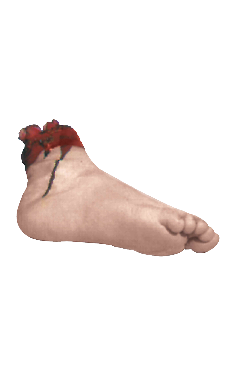 Severed Foot Decoration