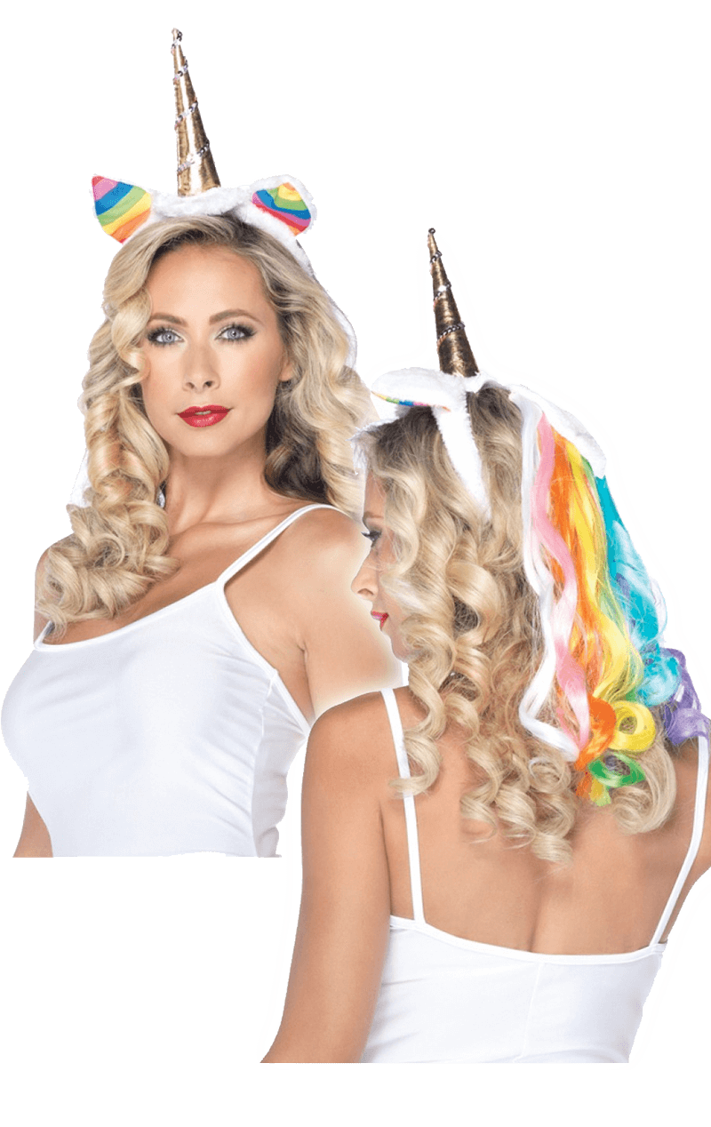 Unicorn Headband Accessory