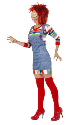 Chucky Dolly Movie Costume