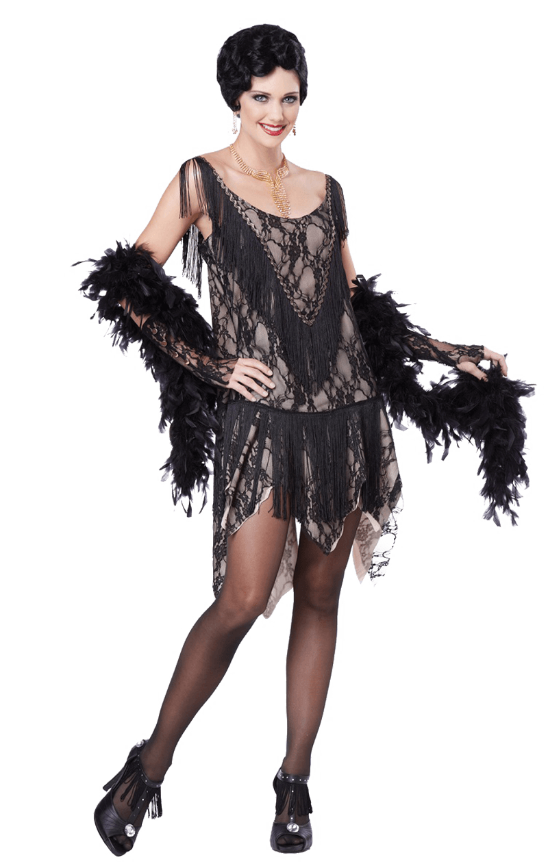 Womens Gatsby Gal Costume