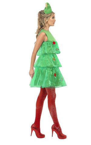 Tutu Christmas Tree Costume