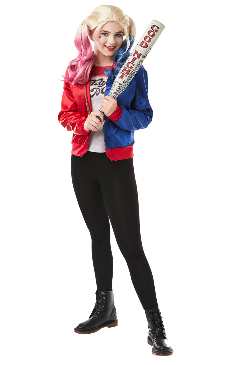 Teen Harley Quinn Costume Kit