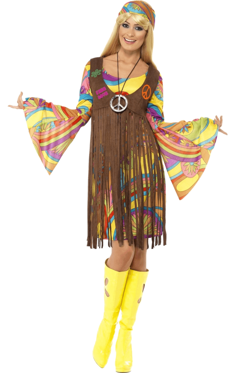 1960s Groovy Lady Costume