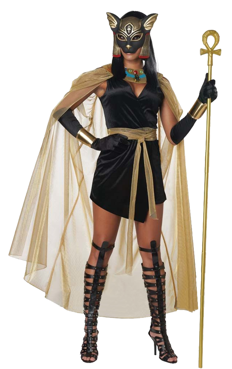 Bastet Goddess Costume