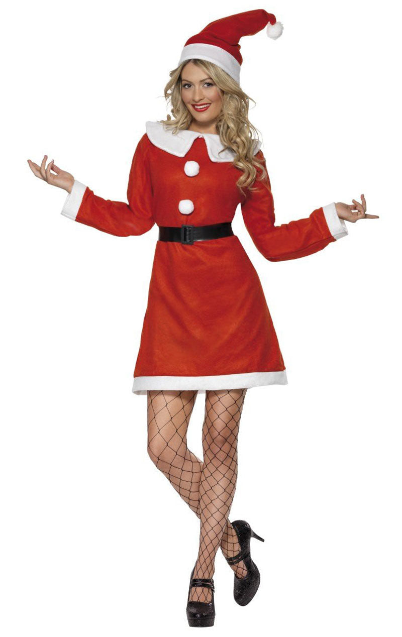 Miss Claus Costume