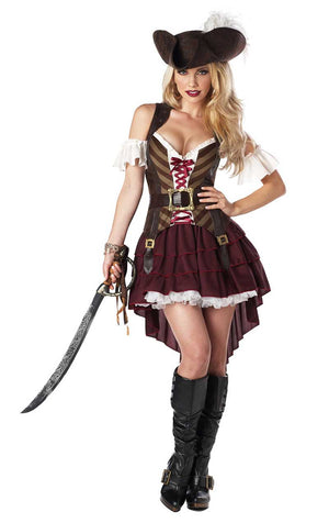 Swashbuckler Dress Costume