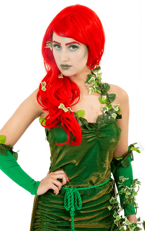 Poison Ivy Villain Costume