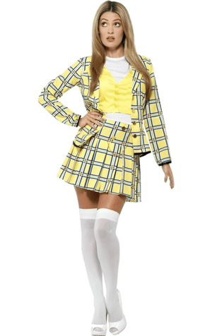 90s Clueless Cher Costume