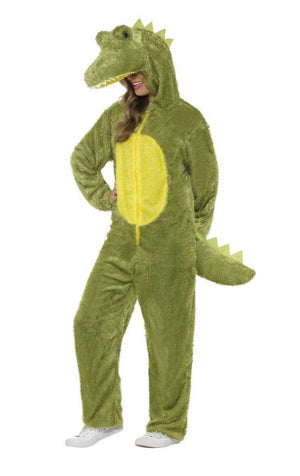 Adult Crocodile Costume