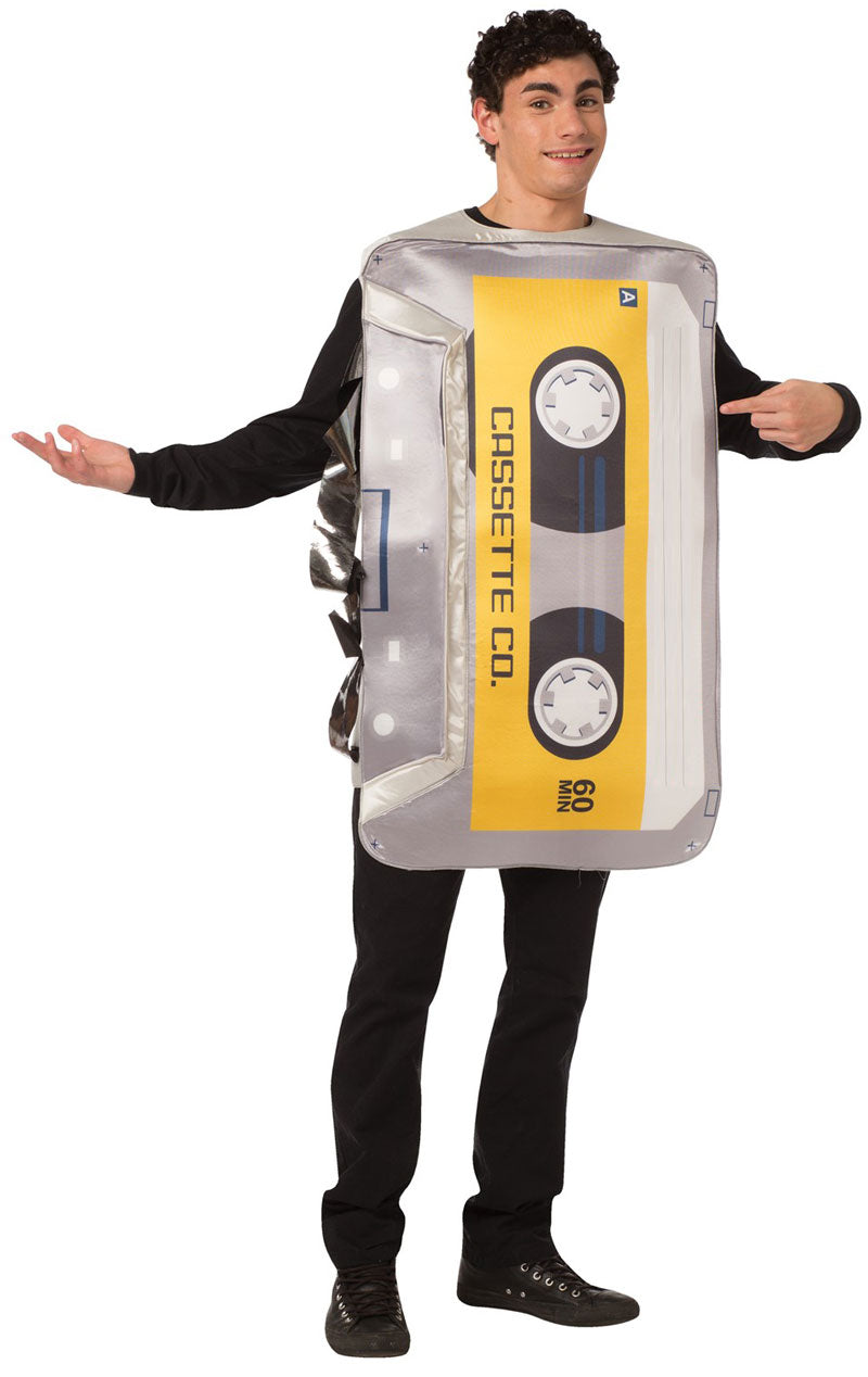 Make Out Mix Tape Costume