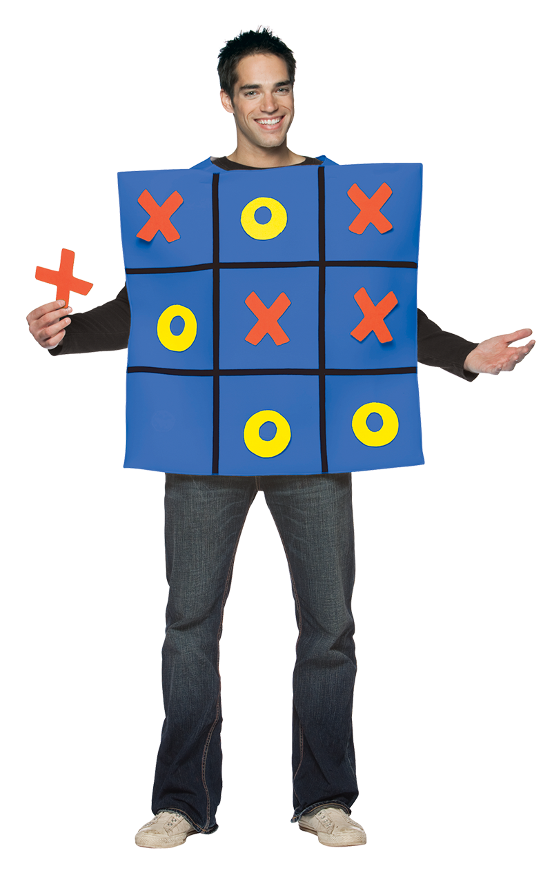 Noughts and Crosses Costume