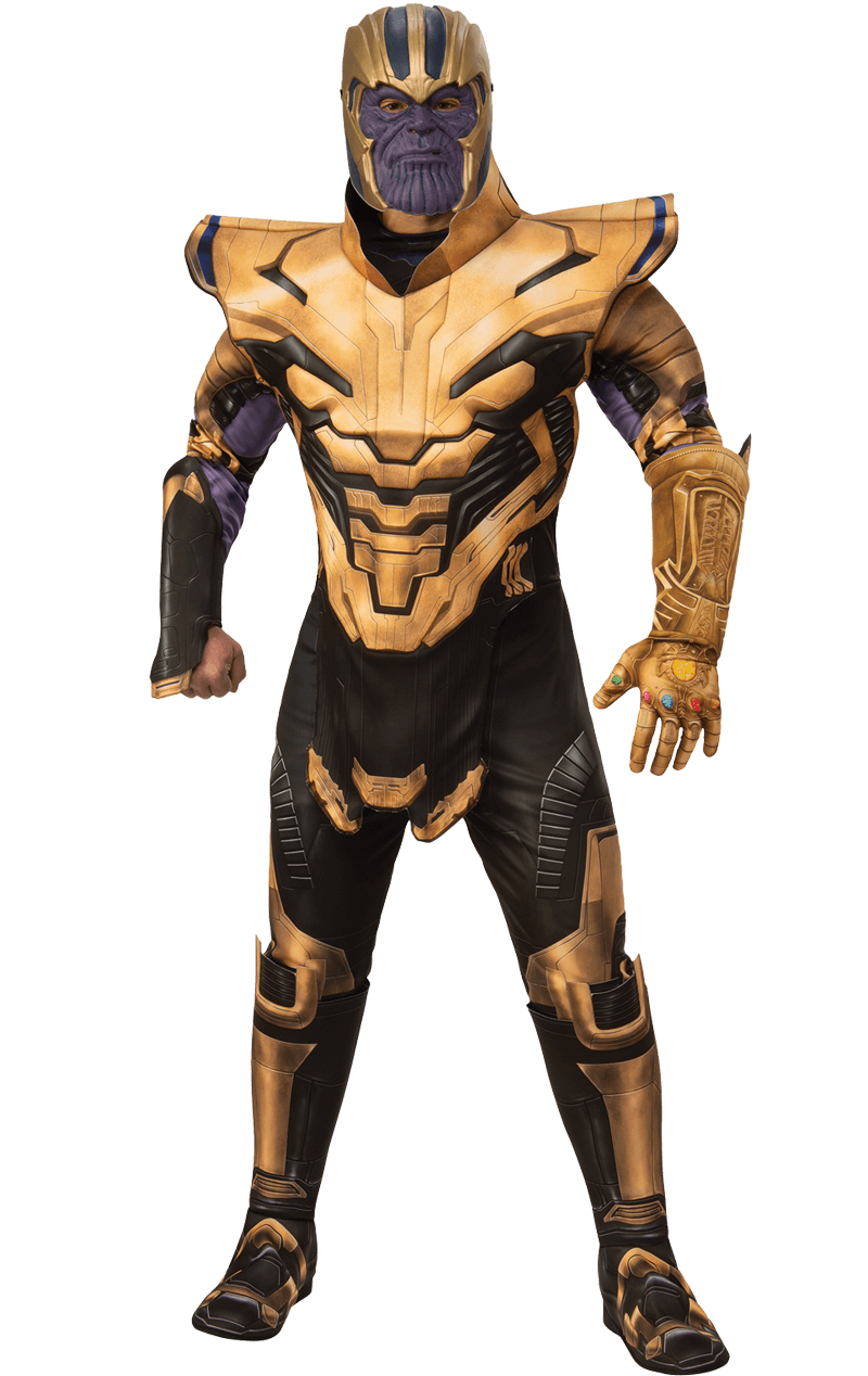 Adult Thanos Endgame Costume