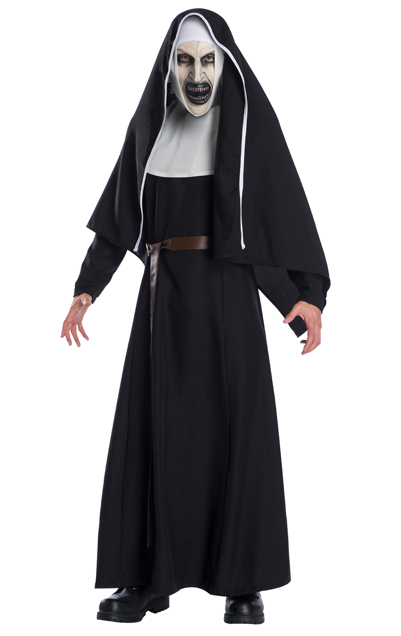 Valak The Nun Halloween Costume