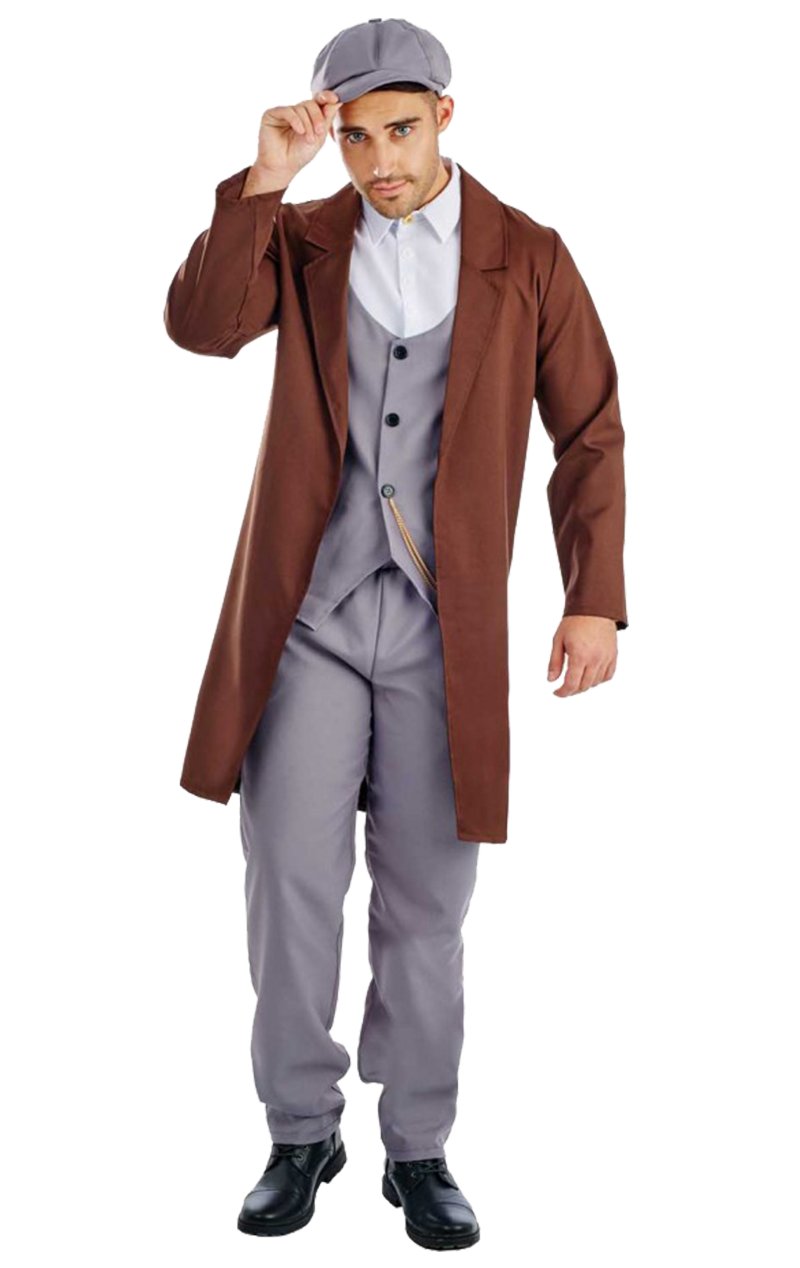 Peaky Blinders Gangster Costume