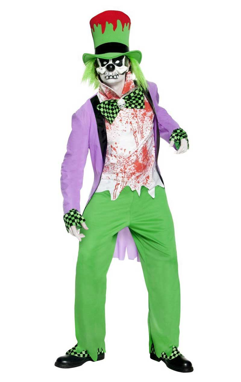The Bad Mad Hatter Costume