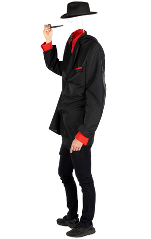 Adult Invisible Man Costume