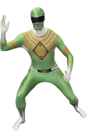 Green Power Ranger Morphsuit