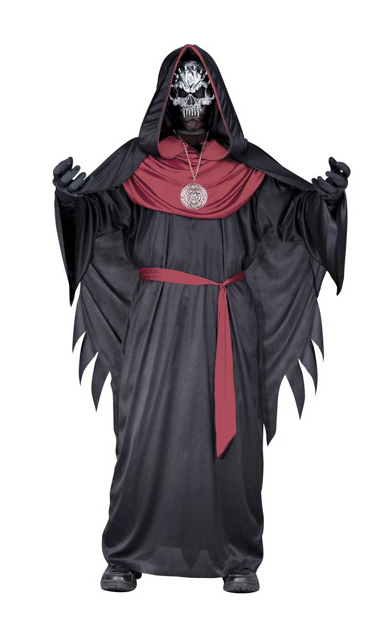 Emperor Of Evil Red Costume