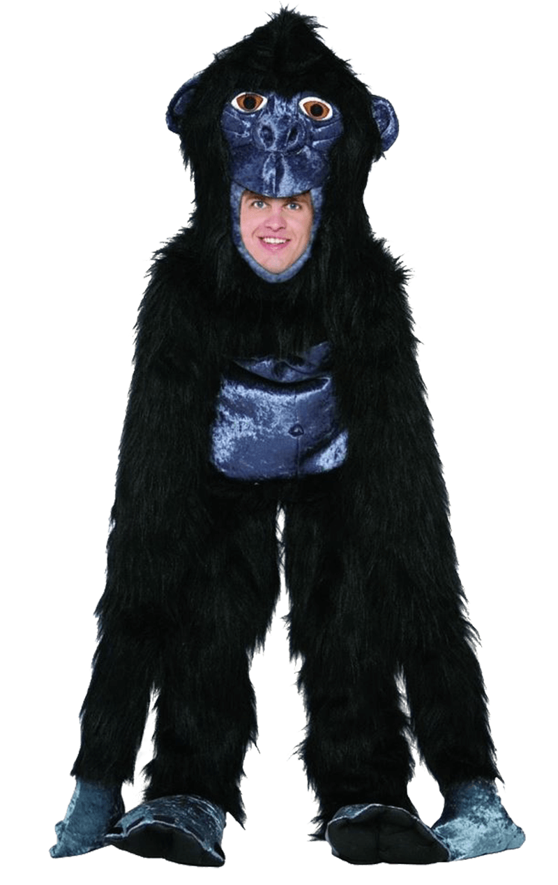 Extra Long Arms Gorilla Costume