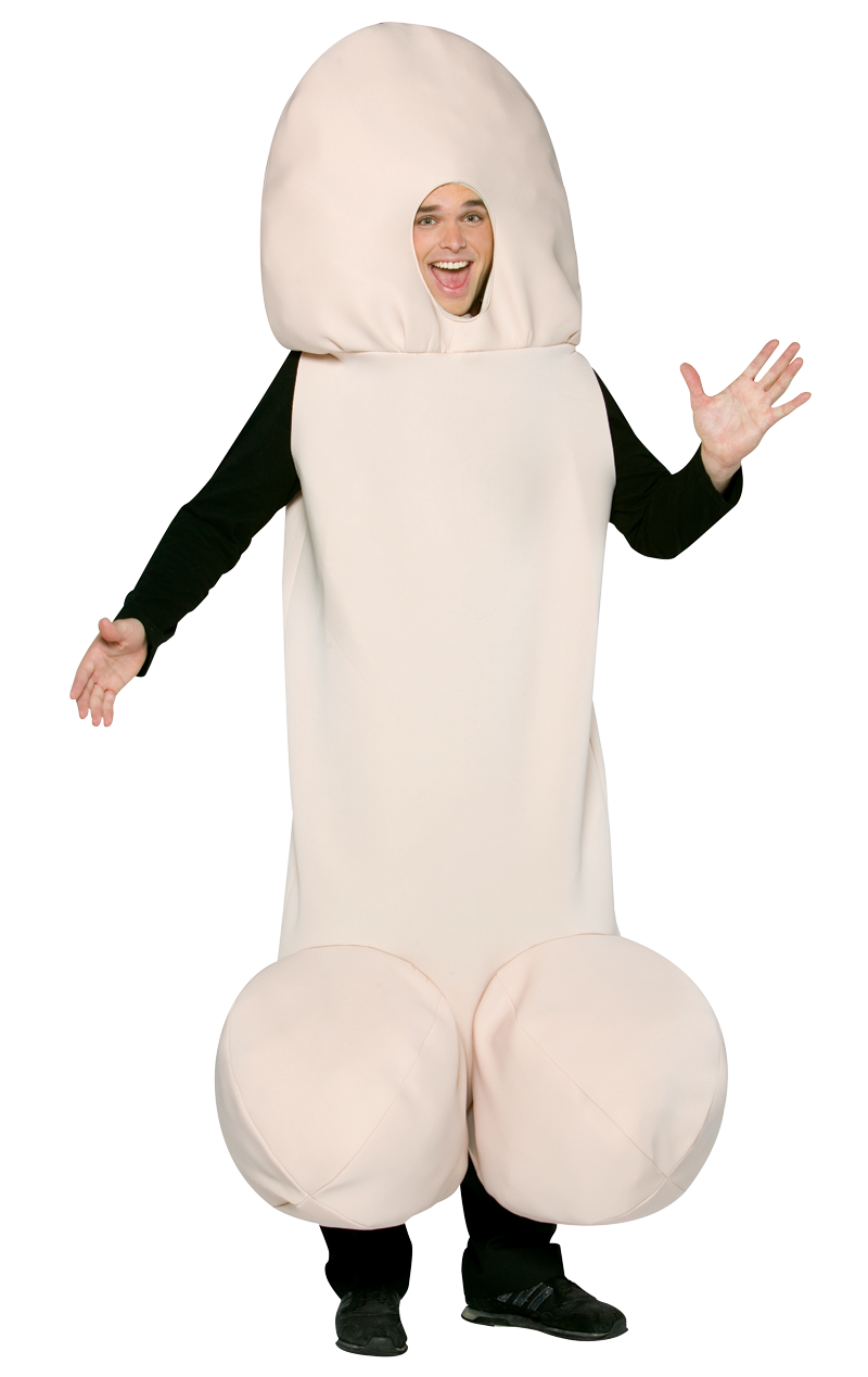 The Big Willy Costume