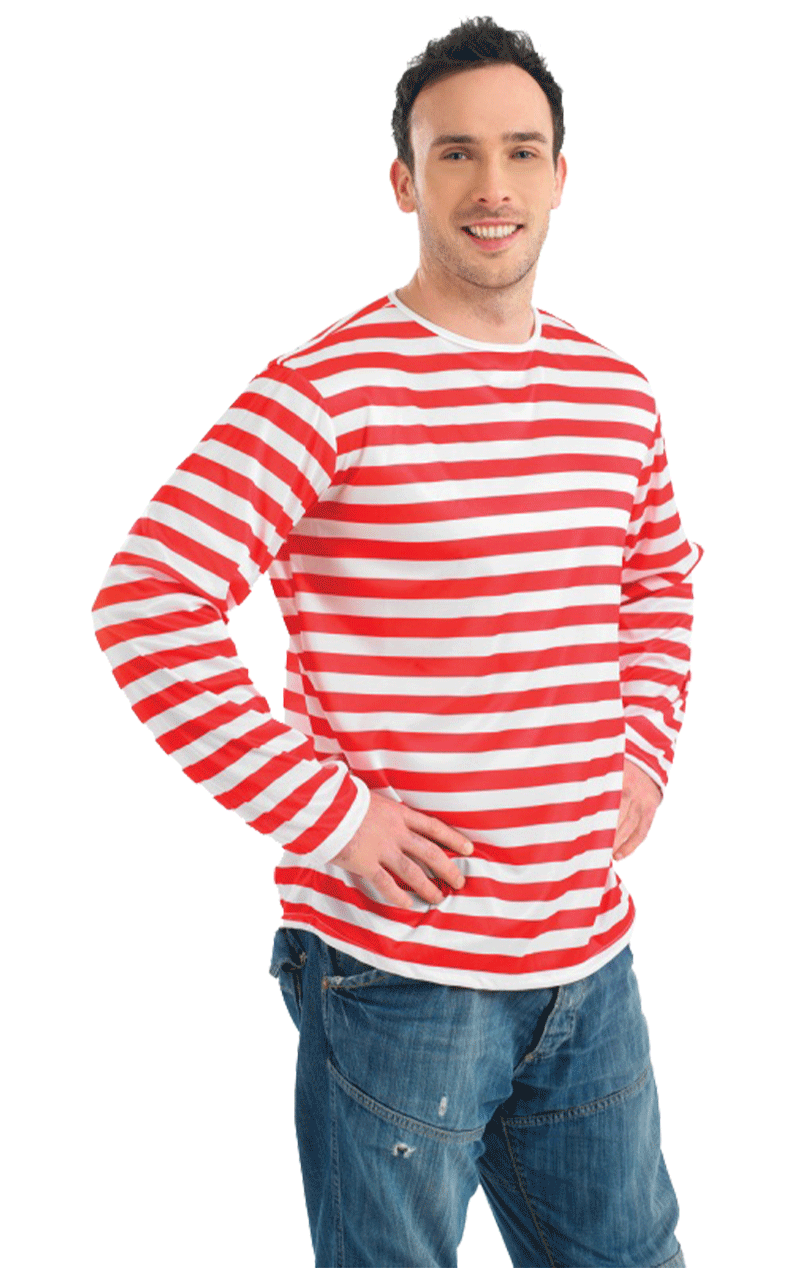 Striped Jumper Costume