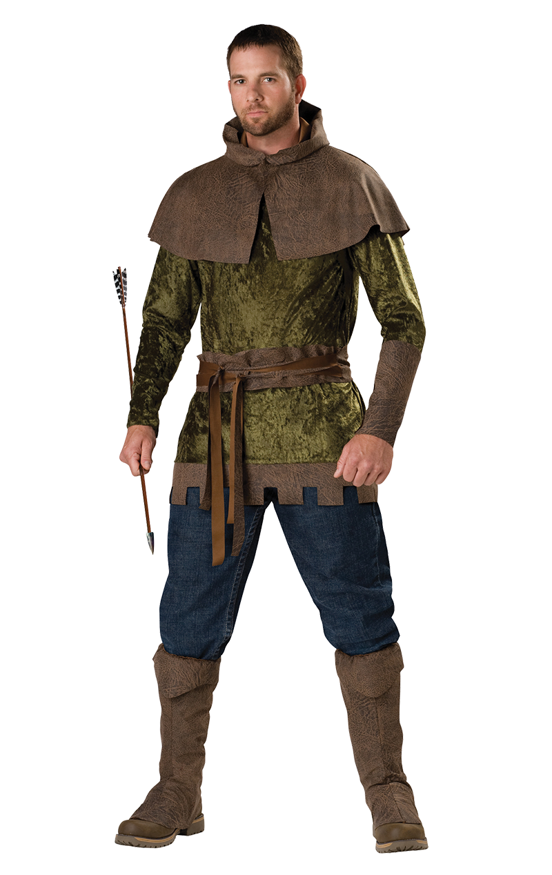 Robin Hood Thieves Costume