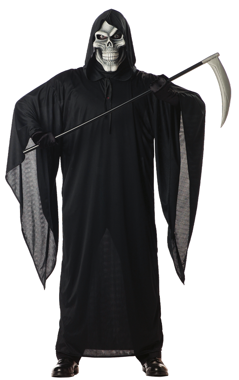 Mens Drop Dead Grim Reaper