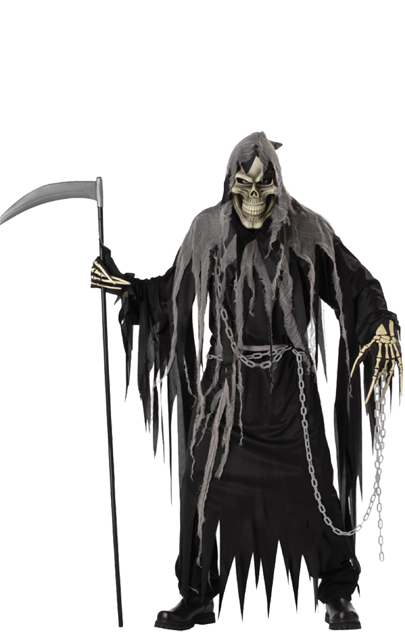 Mr Grim Reaper Decayed Costume