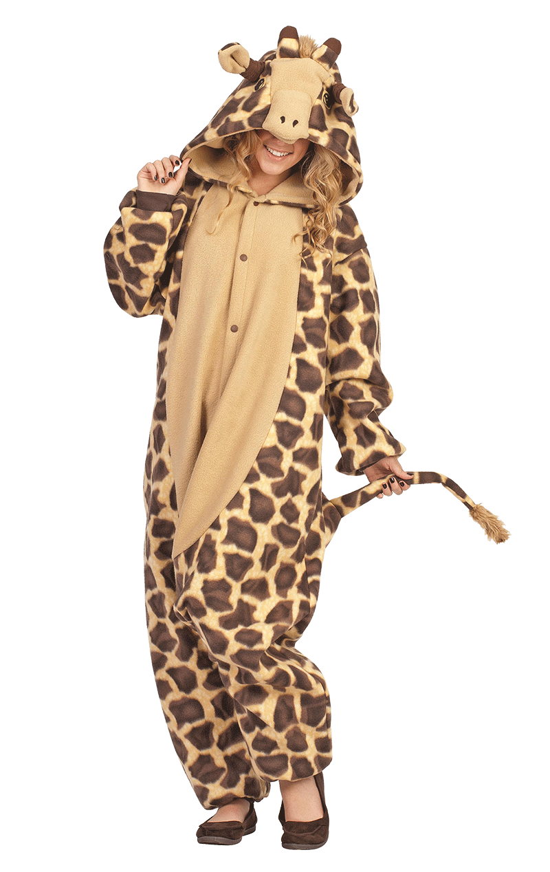 Georgie The Giraffe Costume