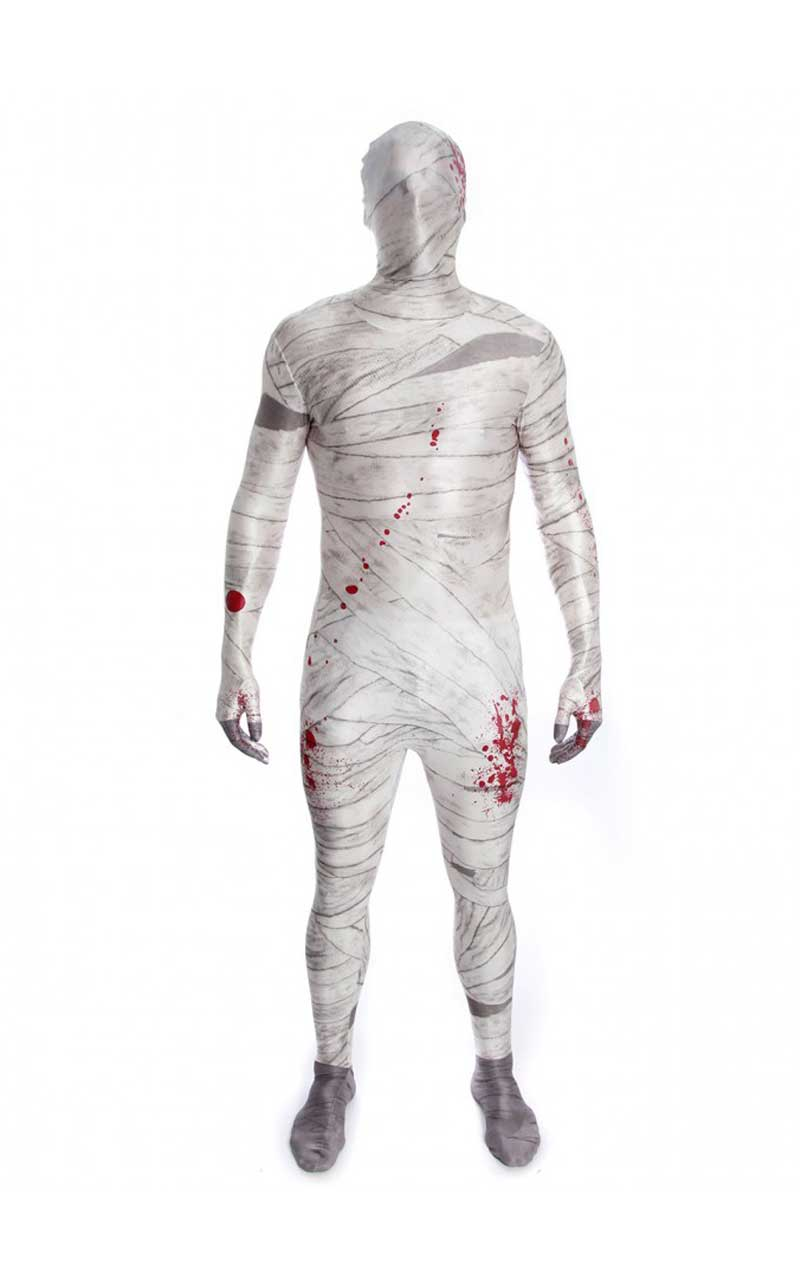Mummy Morphsuit Costume