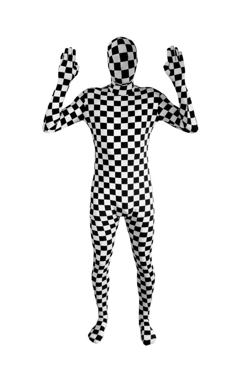 Check Morphsuit Costume
