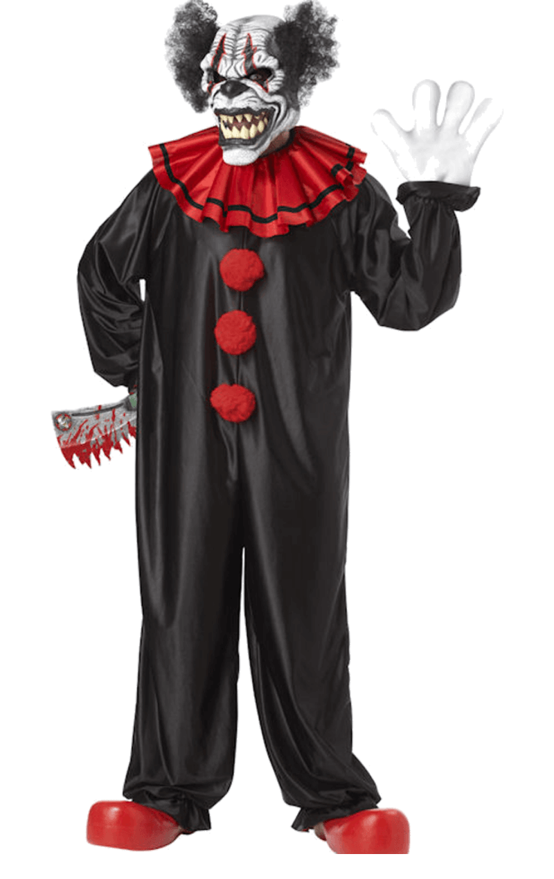 The Last Laugh Clown Costume
