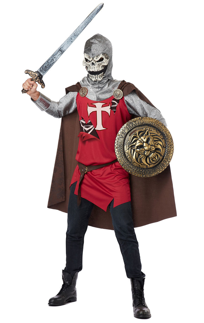 Adult Skull Knight Costume