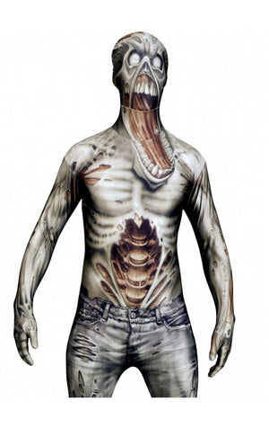 The Zombie Morphsuit Costume