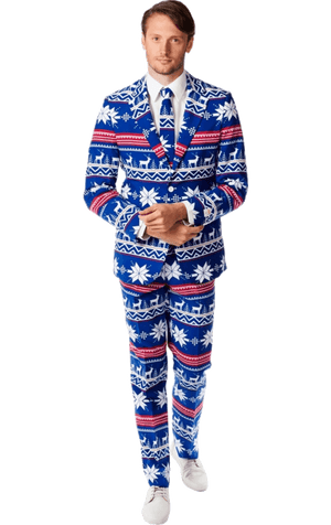 The Rudolph OppoSuit Costume