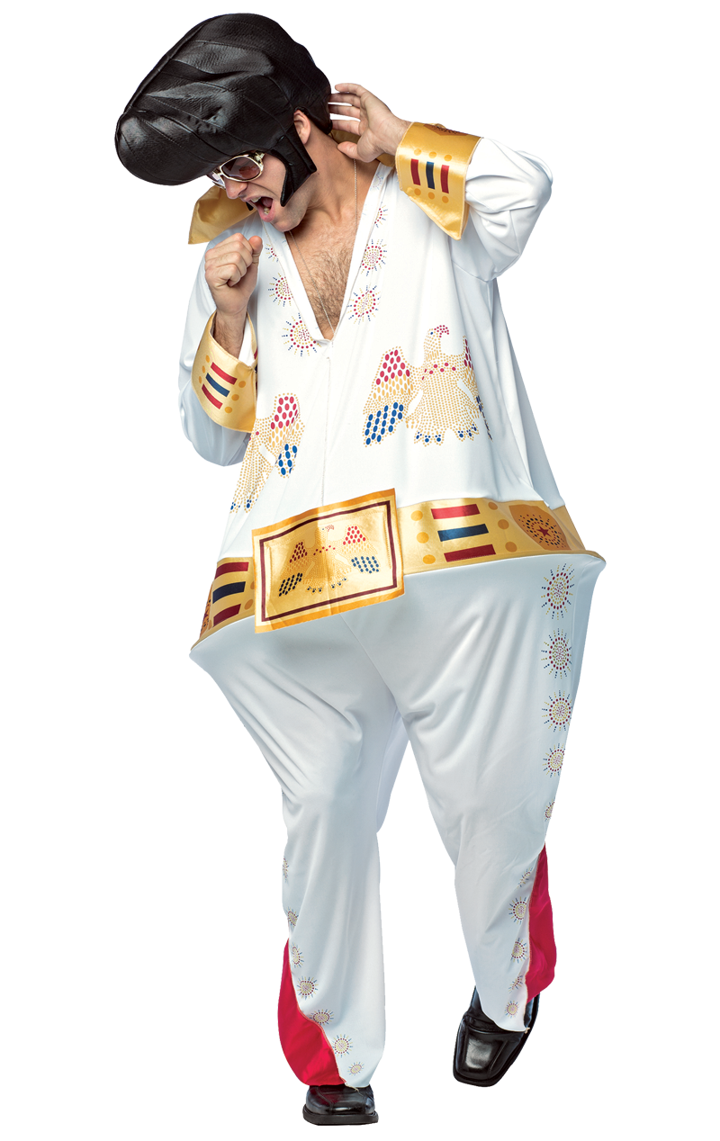 Elvis Hoopster Costume