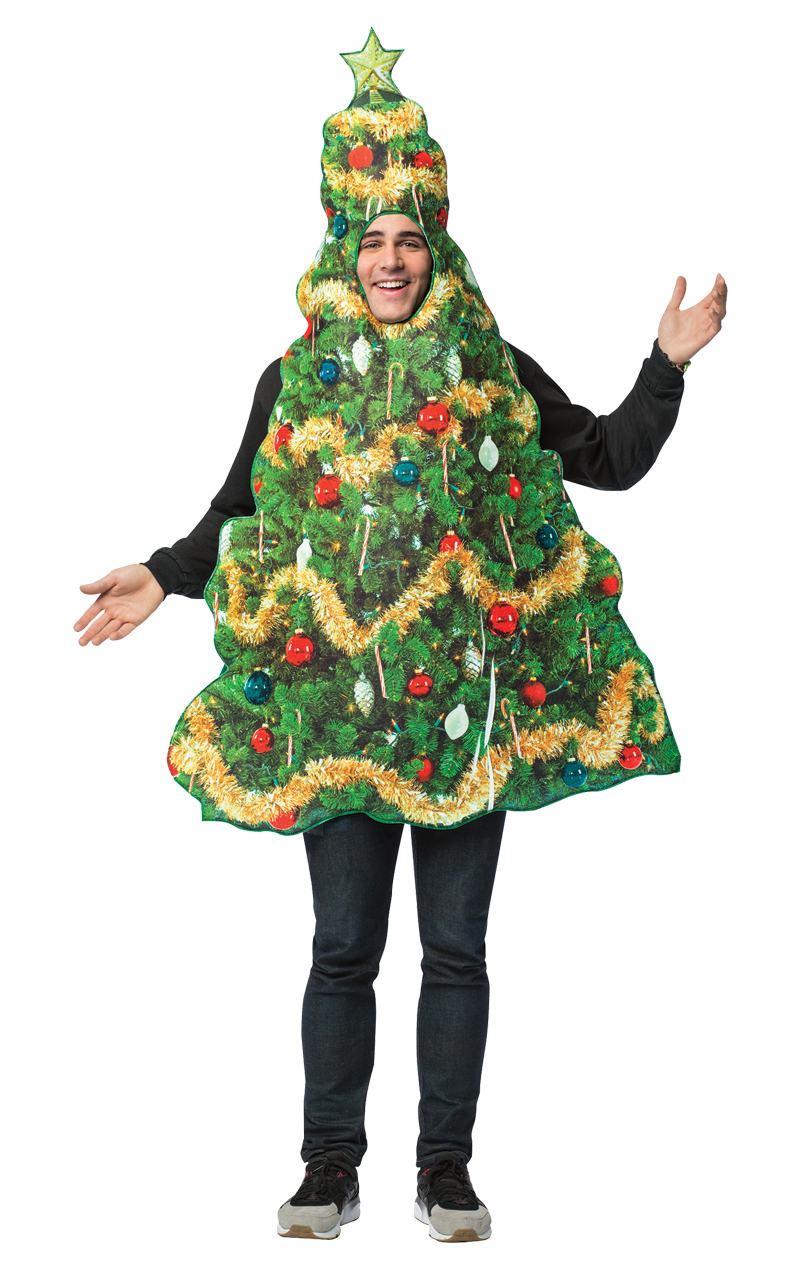 Giant Christmas Tree Costume