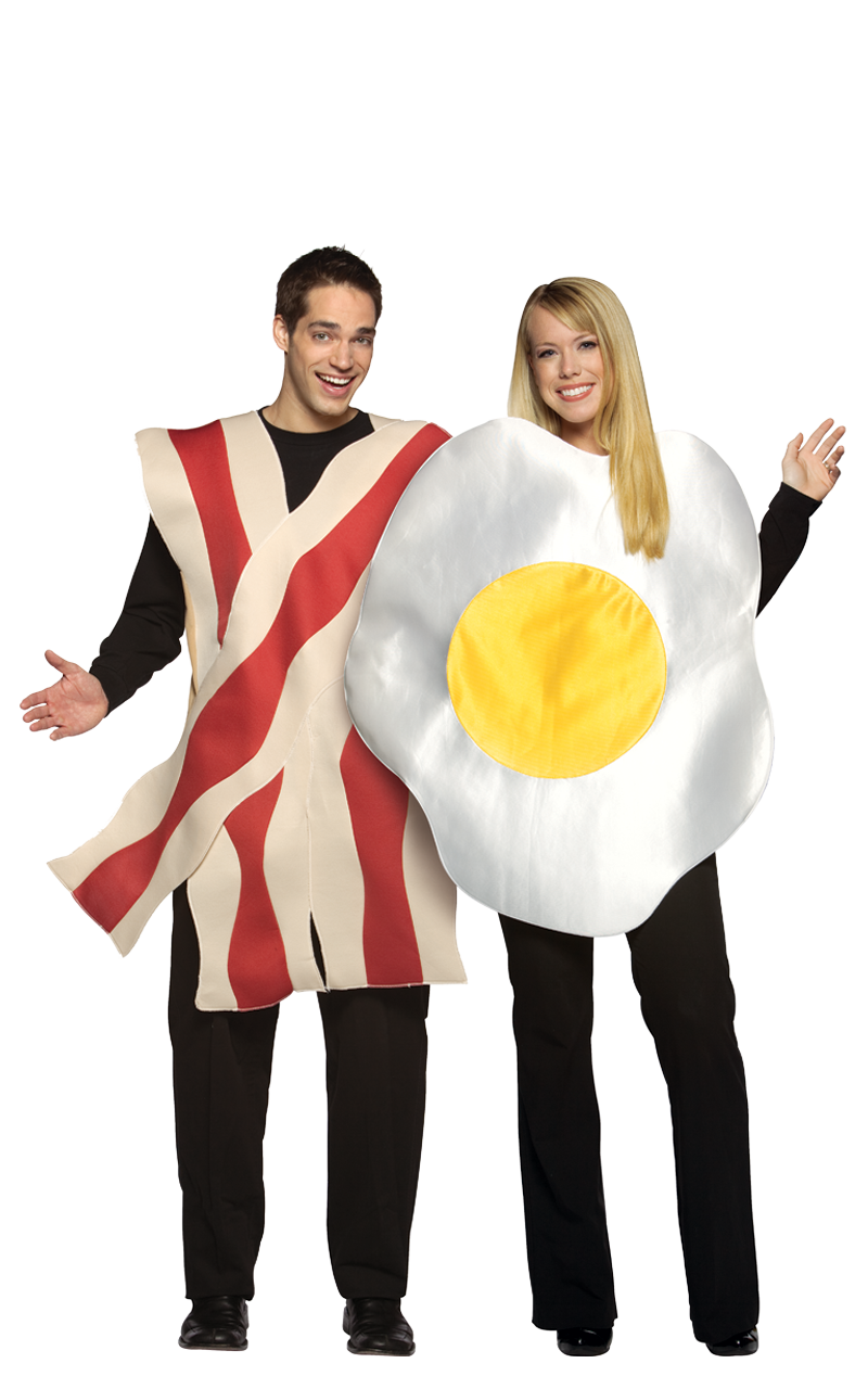 Egg and Bacon Costume