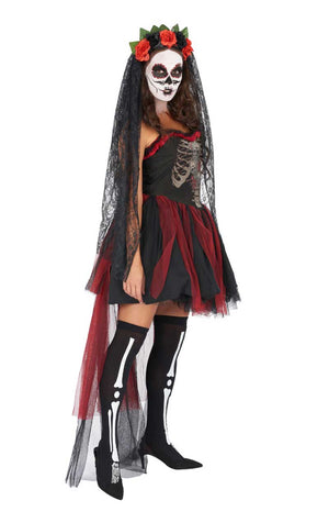 Day of the Dead Dress Costume