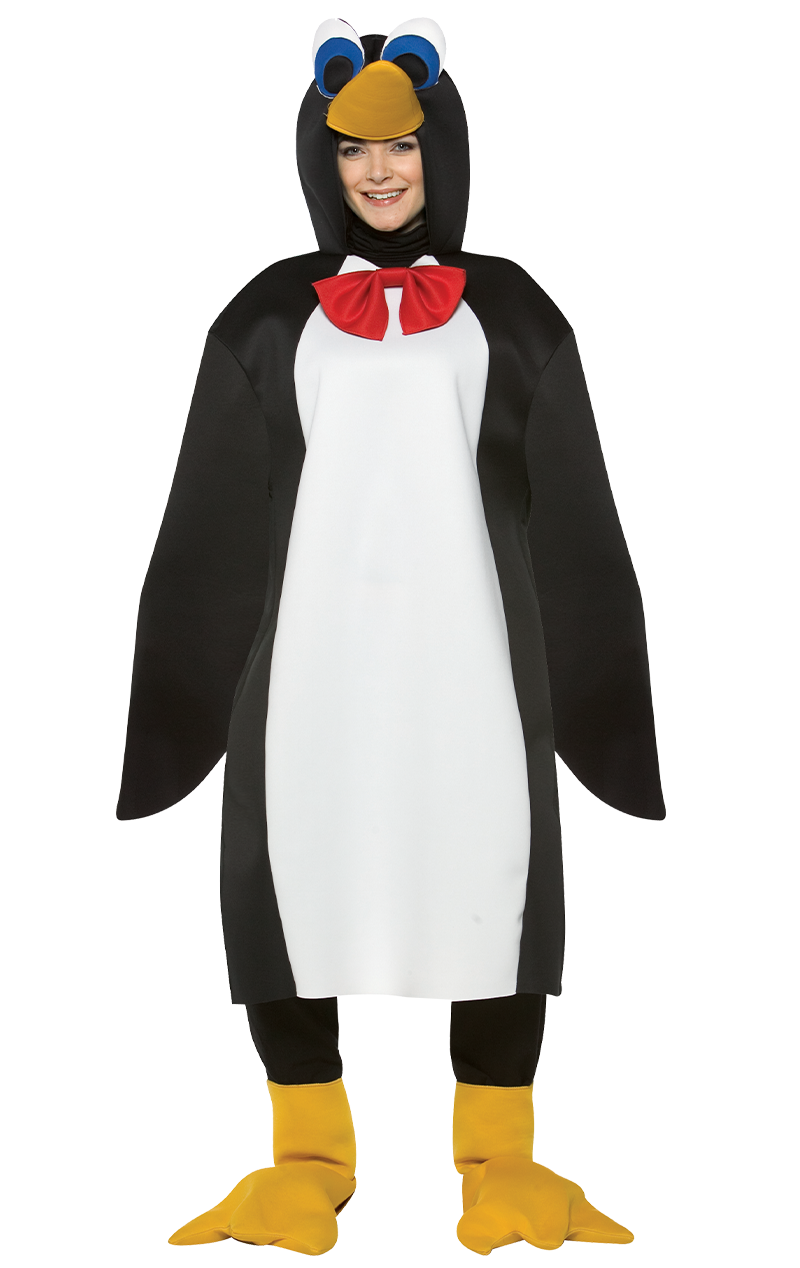 Oversized Penguin Costume