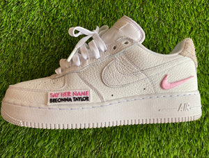 Pink Nike Sticker Patch