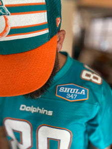 347 Shula Game Day Patch