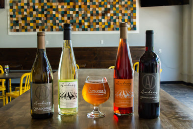 Aubrey Vineyards + Servaes Brewing Co.