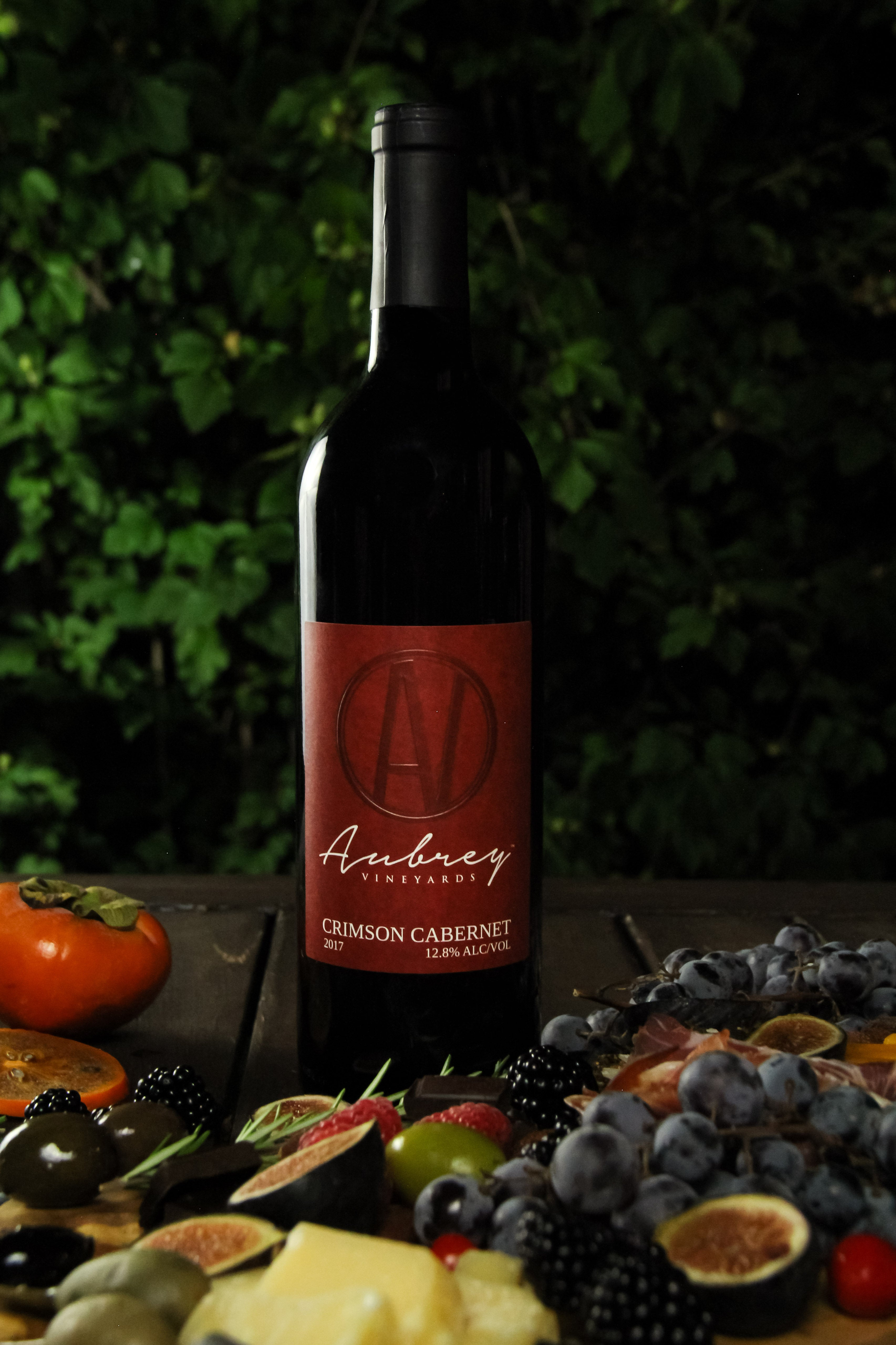 Crimson Cabernet Release Party