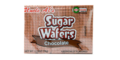 Uncle Als 2.75 oz. Chocolate Sugar Wafers