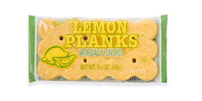 Lemon Planks